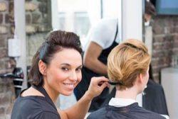 le métier de coiffeuse